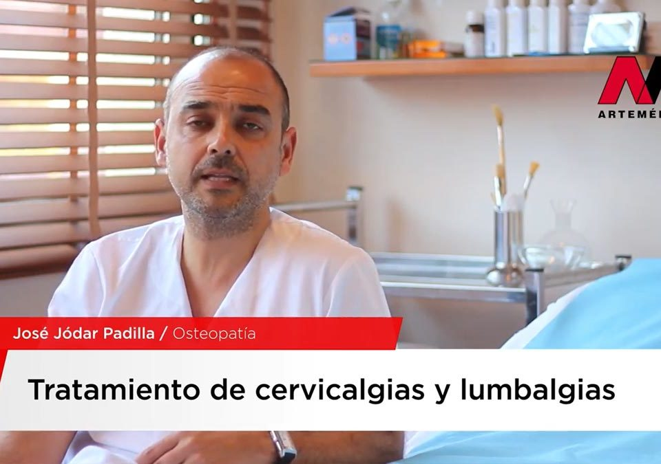 Entrevista al osteópata José Jodar