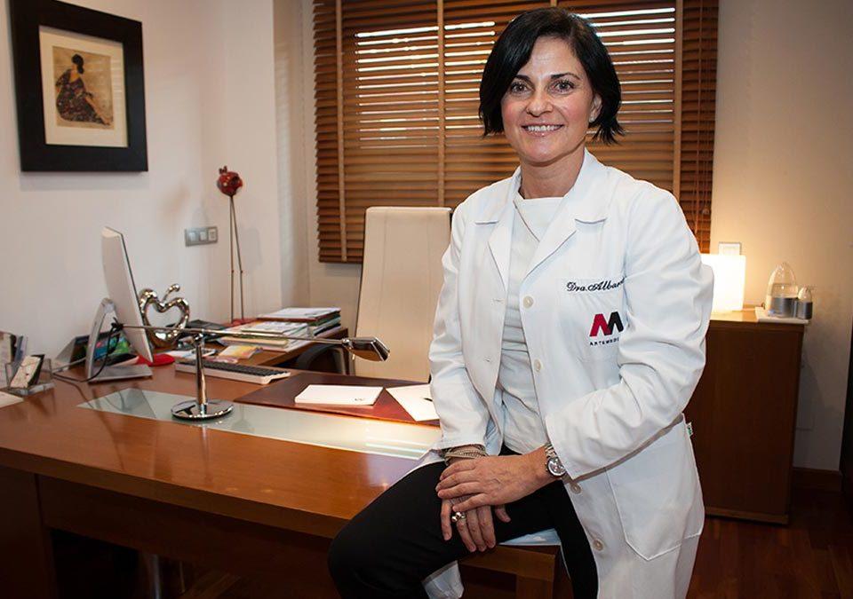 Dra. Albarrán