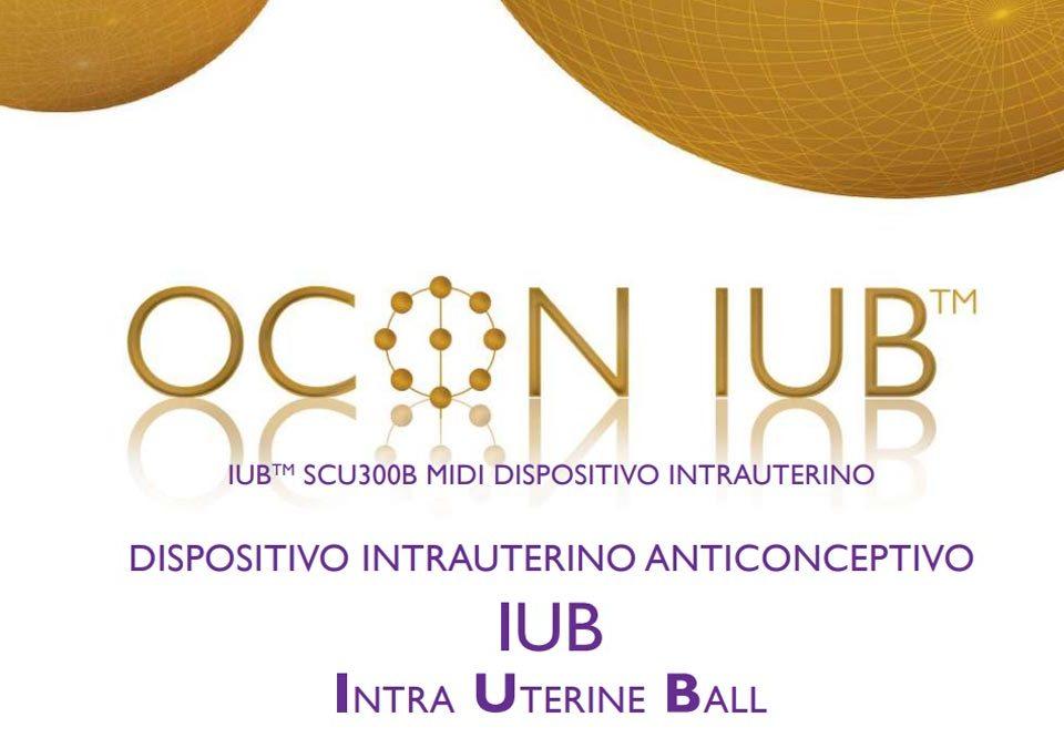 Dispositivo intrauterino OCON