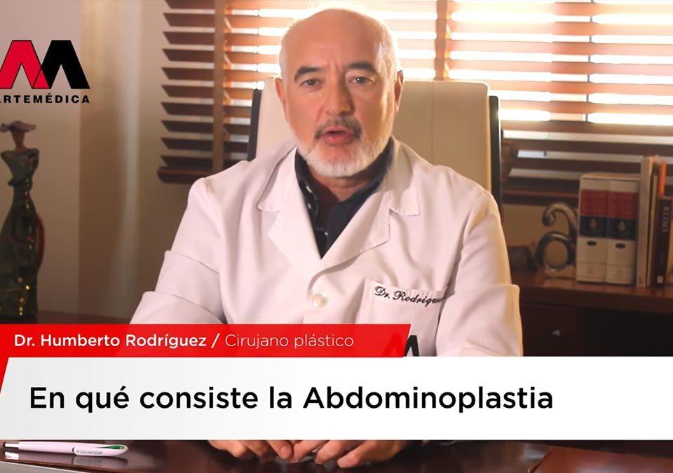 Vídeo abdominoplastia del Doctor Humberto Rodríguez
